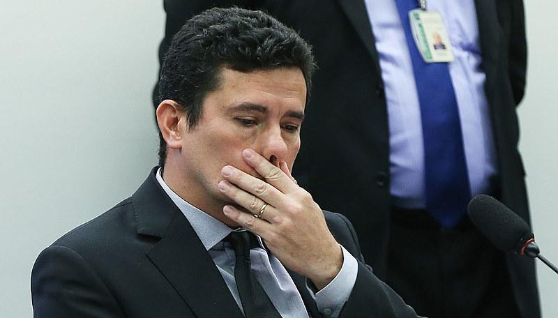Juiz Sérgio Moro: recentemente, suas ações foram respaldadas por decisão do TRF