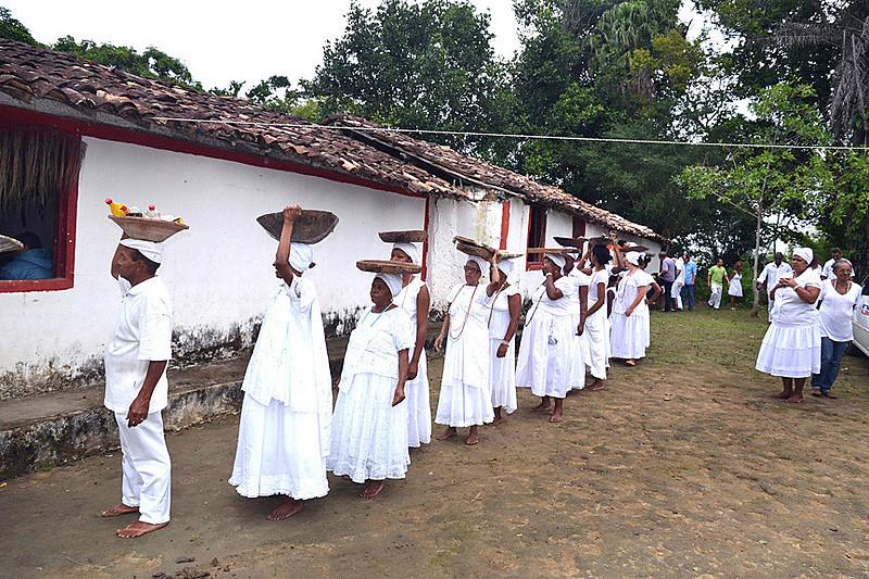 No roteiro pelas memórias negras a Bahia é referência e também a cidade mais negra fora da África
