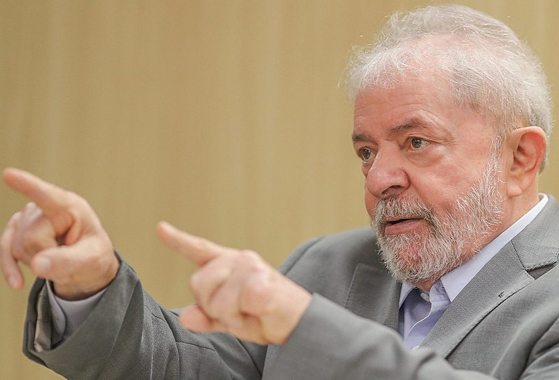 Lula segue como preso político desde abril de 2018, em Curitiba (PR)
