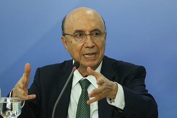 Henrique Meirelles, ministro da Fazenda de Michel Temer