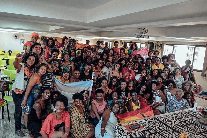 Encontro Estadual de Mulheres Negras de Minas Gerais aconteceu em setembro deste ano