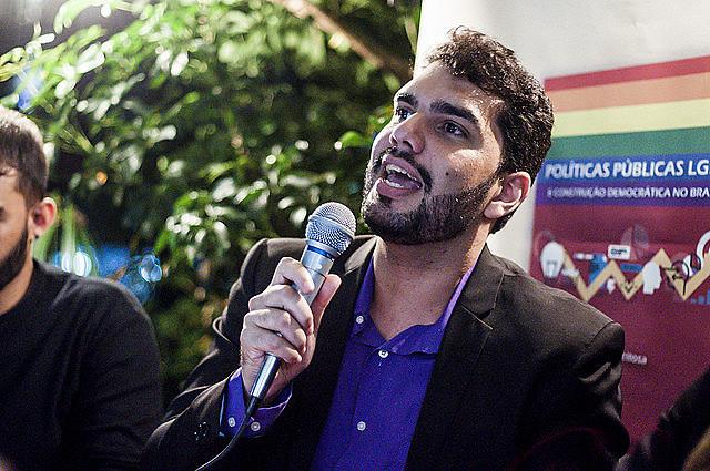 Cleyton Feitosa é pesquisador do Instituto de Ciência Política (Ipol) da Universidade de Brasília (UnB)