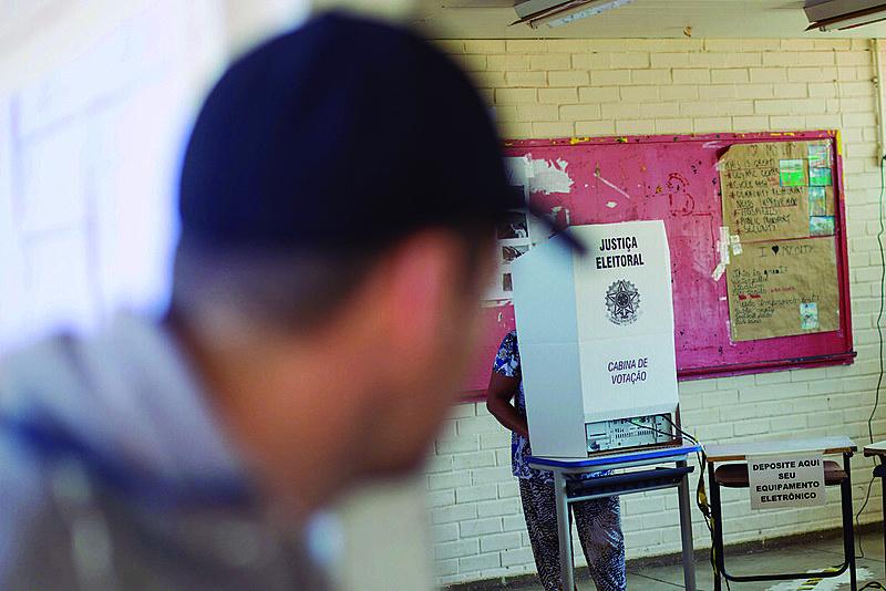 O segundo turno das eleições municipais acontece no próximo dia 30