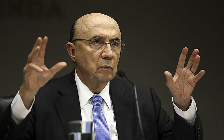 Meirelles: pouca disposição de rever desonerações fiscais e de cobrar a dívida ativa da União, que supera o montante de R$ 1,8 trilhão