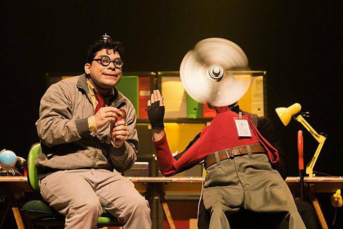"""Dentre os selecionados para o Festival está o Grupo Bagaceira de Teatro (CE), com a espetáculo """"O Sr. Ventilador""""."""