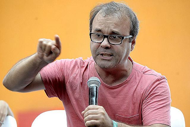 El sociólogo brasileño Sérgio Amadeu