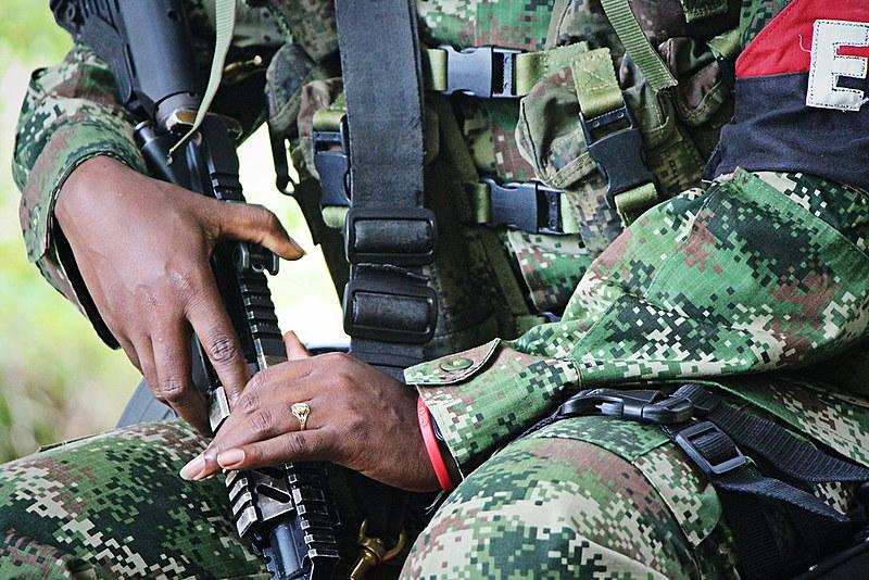 Segundo a guerrilha, a explosão do carro-bomba é um ato de guerra e não terrorismo