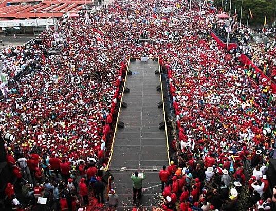 Desde 1998, foram 24 processos eleitorais que movimentaram a população venezuelana no exercício da democracia
