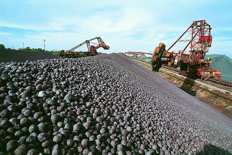 """Vale reduziu à metade os investimentos em manutenção de """"pilhas e barragens de rejeitos"""" entre 2014 e 2017"""