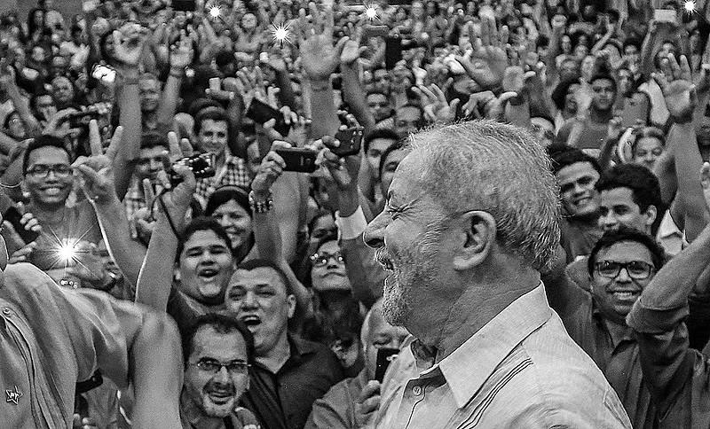 PT divulgou neste sábado (6) mensagem de Lula aos eleitores