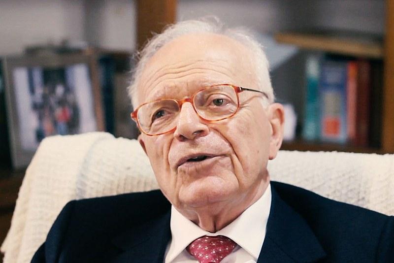 Fábio Konder Comparato é professor emérito da Faculdade de Direito da USP