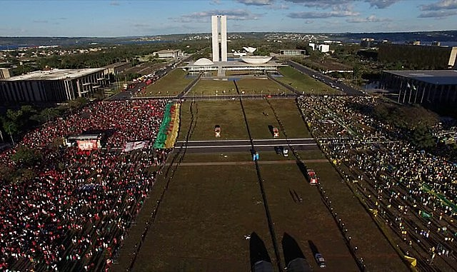 Documentary launched worldwide on June 19, 2019 moved viewers who witnessed the coup against democracy in Brazil