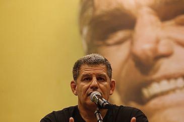 O presidente do PSL, Gustavo Bebianno