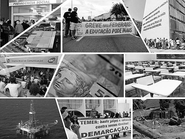 Conozca el balance de los principales hechos de Brasil en el 2016
