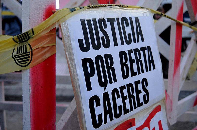 Berta Cáceres foi assassinada no dia 2 de março de 2016. Dois anos depois, a família e os movimentos seguem exigindo justiça pelo crime