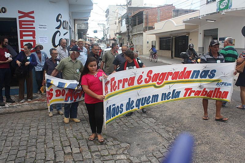 Agricultores solicitam fim do decreto que expropriou suas terras em São João da Barra