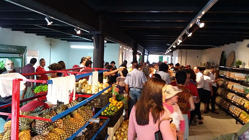 Armazém do Campo do Recife abriu as portas oficialmente nesta quinta-feira (30)