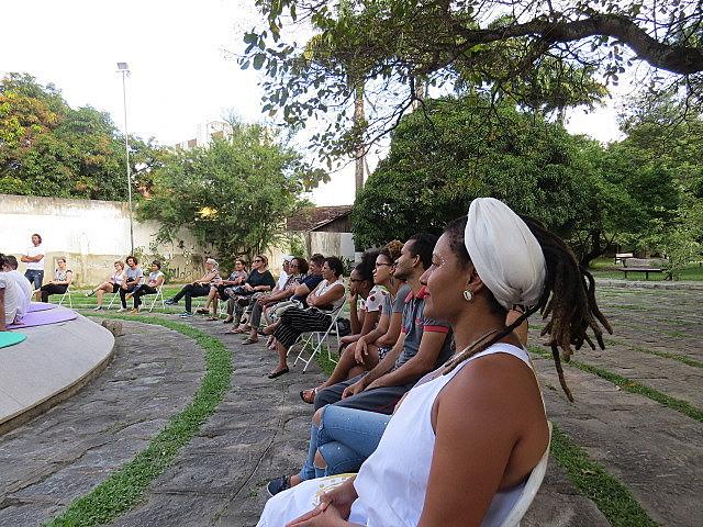 A iniciativa quer garantir reflexões coletivas, formações e troca formato de oficinas e palestras que abordam a presença negra na web