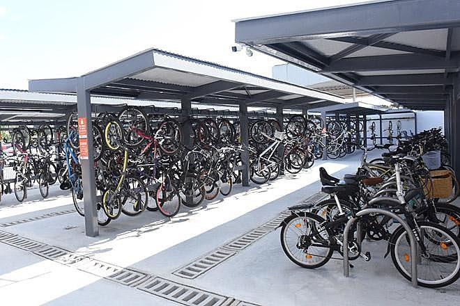 Bicicletário Arariboia é alternativa para ciclistas da cidade