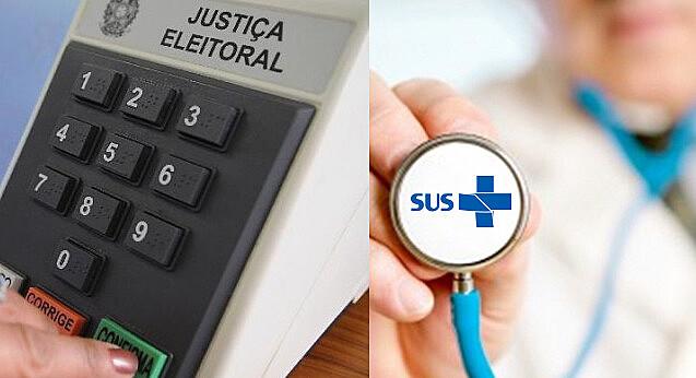 Brasileiros a partir dos 18 anos são os que definirão qual o modelo de saúde que pretendem para os próximos quatro anos.