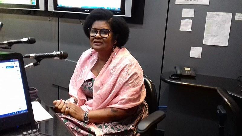 Auxiliadora é a terceira entrevistada da série especial com mulheres negras, que acontece durante esta semana