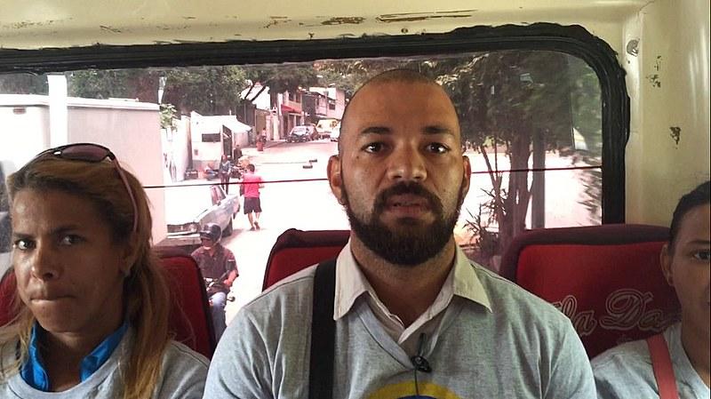 """""""Sabemos que o processo constituinte é de todos, do povo"""", diz William Vallenilla"""