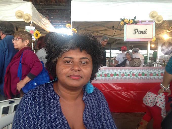 Integrante da coordenação nacional do Movimento dos Trabalhadores Sem terra (MST), Ayala Ferreira