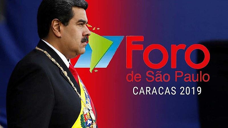 Venezuela, comandada por Nicolás Maduro, tornou-se o epicentro dedisputas internacionais
