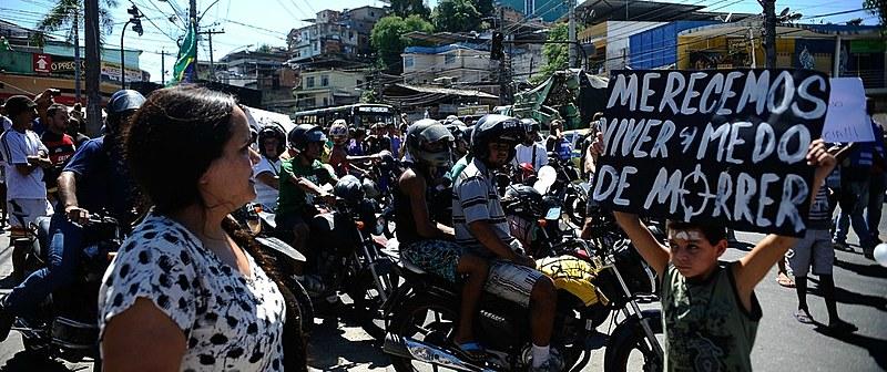 Conflito no Turano também afetou os bairros vizinhos da Tijuca, Rio Comprido e Estácio