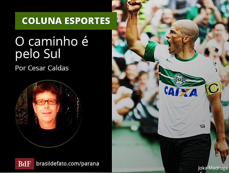 César Caldas é colunista do Brasil de Fato Paraná