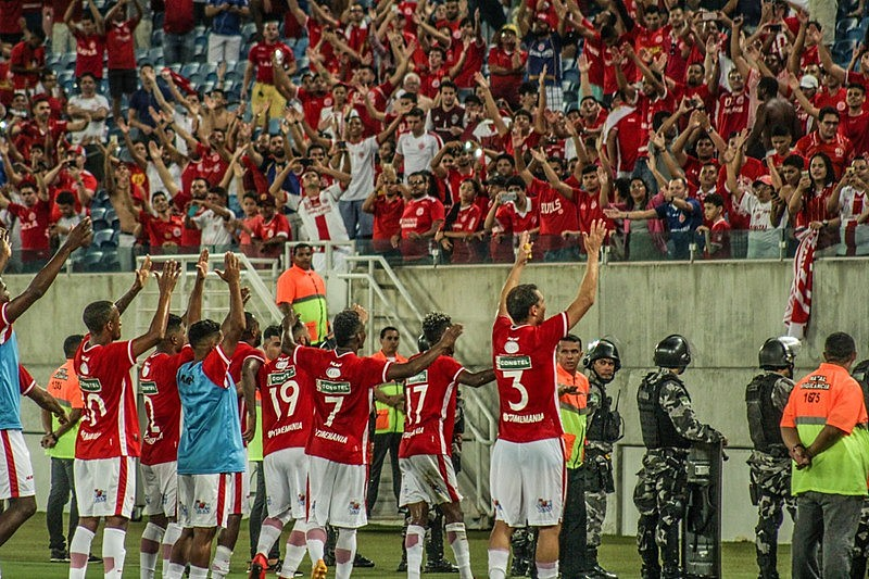 Clube potiguar venceu América de PE no último domingo