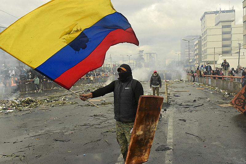 Manifestações no Equador foram encerradas nesta segunda-feira (15) após acordo entre governo e  movimento indígena