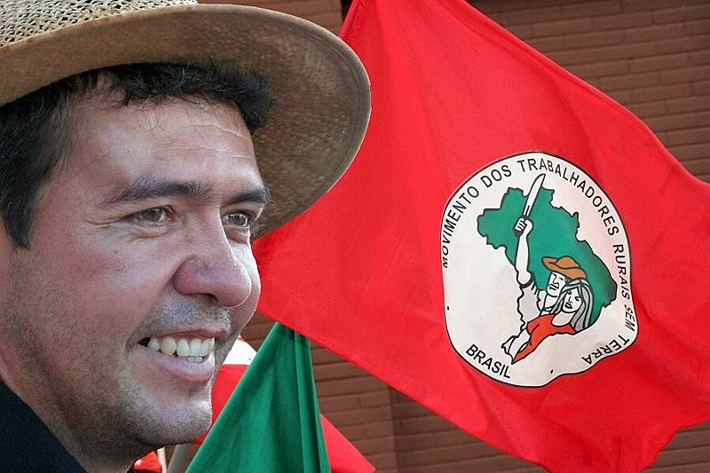 Keno, que integrava o MST, foi assassinado com um tiro no dia 21 de outubro de 2007