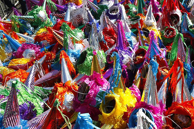 Dia de Reis na Cidade do México