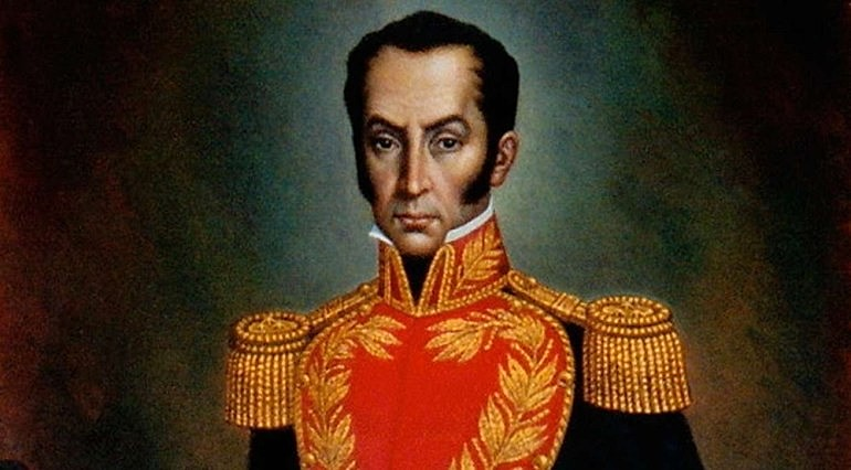 No início do século XIX, Simon Bolívar reuniu um exército de pobres para libertar os povos do continente