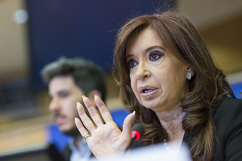Juiz pediu a prisão preventiva da ex-presidente Cristina Kirchner