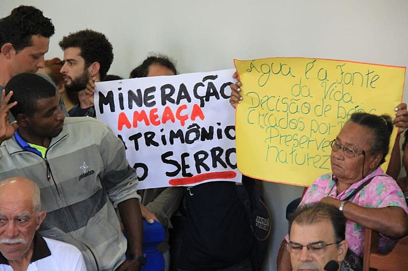 Segundo especialistas, projeto coloca em risco a Bacia do Rio do Peixe, principal fonte de abastecimento da região, e ameaça economia