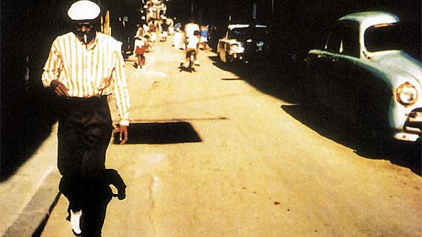 Capa do primeiro disco do Buena Vista Social Club