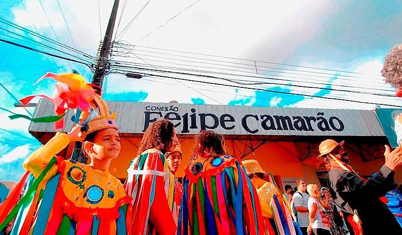 Conexão Felipe Camarão / Divulgação