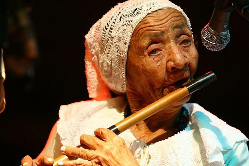 Zabé da Loca partiu aos 93 anos.