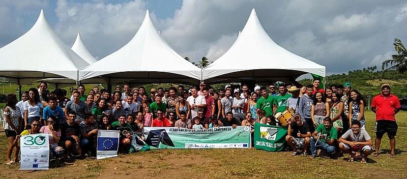 Evento foi realizado no Memorial das Ligas Camponesas, na comunidade Barra de Antes, em Sapé (PB).