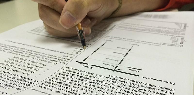 As inscrições para o exame podem ser feitas até 31 de maio