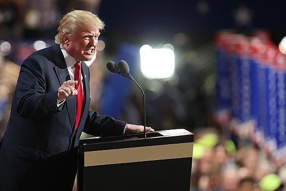 """Trump também pediu que o premiê israelense """"segure um pouco"""" o avanço dos assentamentos judaicos em território ocupado palestino"""