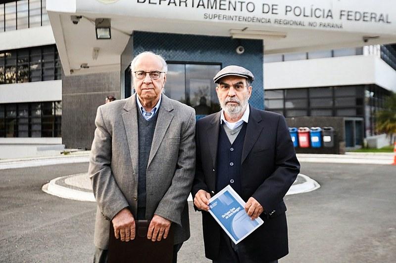 Estrella e Graziano atestaram a inocência de Lula