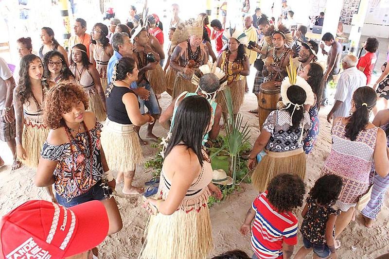 A programação contará com rituais, batismo nas águas sagradas, apresentações culturais, trilhas ecológicas e muito mais.