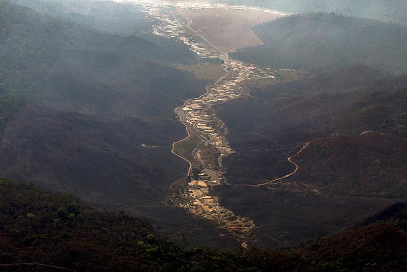 """""""Queremos pedir um não a projetos de mineração em territórios indígenas, não ao garimpo legal e ilegal na Amazônia."""", diz dom Evaristo"""
