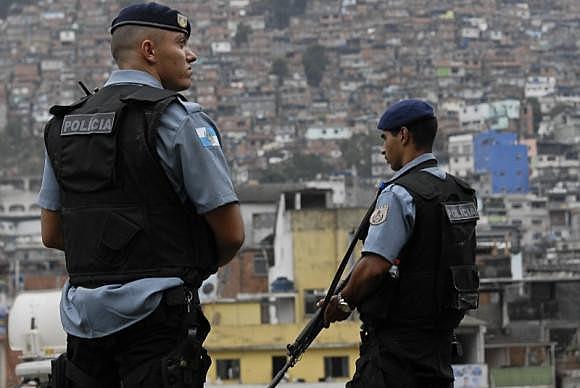 Falência do estado do Rio afeta o setor de Segurança Pública