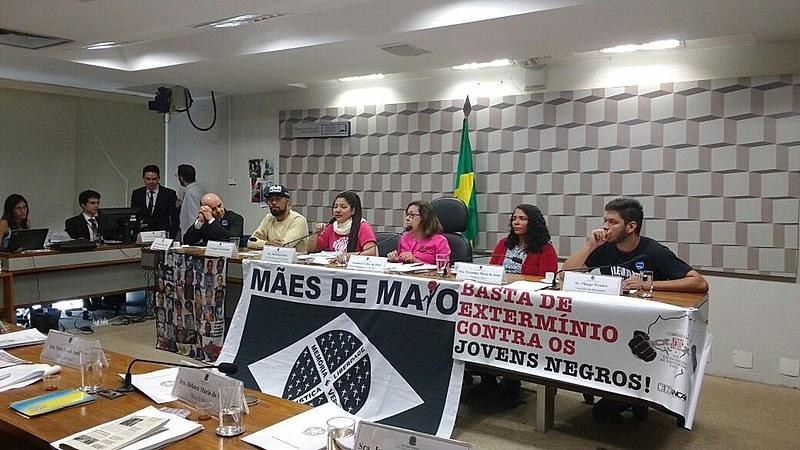 Durante a audiência, os debatedores colocaram em destaque a possível conivência dos operadores do Direito ao lidarem com a questão.