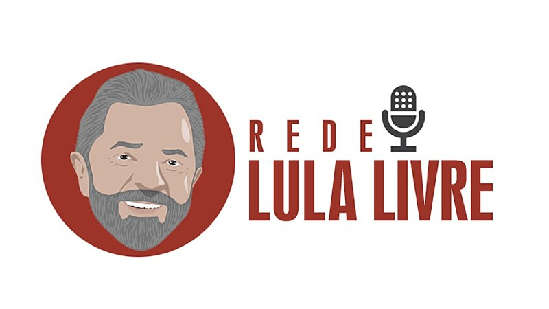 A Rede Lula Livre foi ao ar por mais de 580 dias.