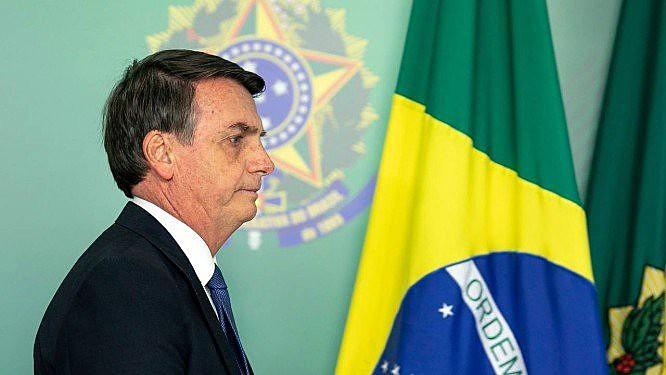 Jair Bolsonaro foi eleito presidente em outubro de 2018